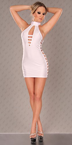 Sexy Neck-Gogo-Kleid mit Mega-Ausschnitt Koucla by In-Stylefashion SKU 0000S93603 - 6
