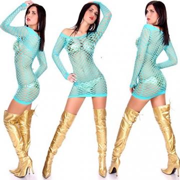 Sexy Netz-Minikleid Koucla by In-Stylefashion SKU 0000NTZ7702 - 4