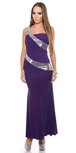Sexy One-Shoulder Kleid mit Pailletten Koucla by In-Stylefashion SKU 0000K1943403 - 1