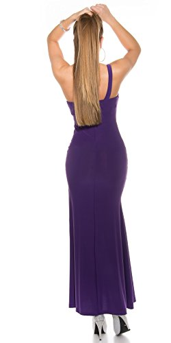 Sexy One-Shoulder Kleid mit Pailletten Koucla by In-Stylefashion SKU 0000K1943403 - 2