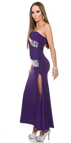 Sexy One-Shoulder Kleid mit Pailletten Koucla by In-Stylefashion SKU 0000K1943403 - 3