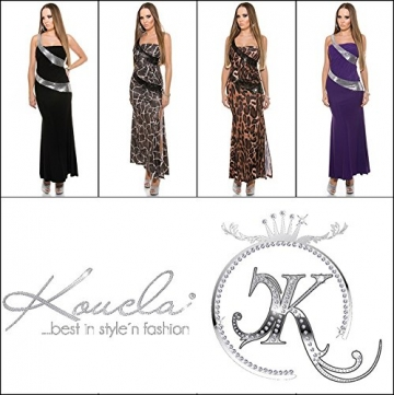 Sexy One-Shoulder Kleid mit Pailletten Koucla by In-Stylefashion SKU 0000K1943403 - 9