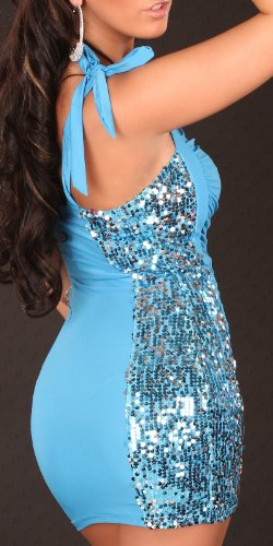 Sexy Party-Minidress with sequins Koucla by In-Stylefashion SKU 0000K1931503 - 1