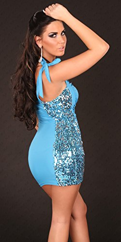 Sexy Party-Minidress with sequins Koucla by In-Stylefashion SKU 0000K1931503 - 3