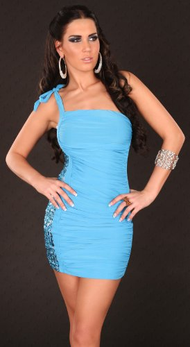 Sexy Party-Minidress with sequins Koucla by In-Stylefashion SKU 0000K1931503 - 4