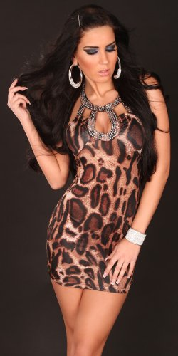 Sexy Party Minidress with sequins Koucla by In-Stylefashion SKU 0000K358102 -