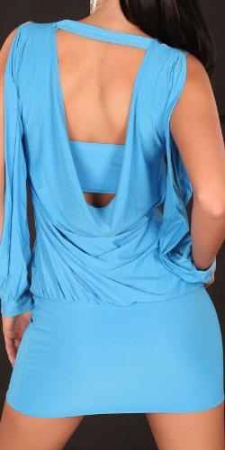 Sexy Partykleid mit offenen Ärmeln und rückenfrei Koucla by In-Stylefashion SKU 0000K404405 - 1