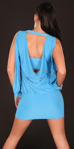 Sexy Partykleid mit offenen Ärmeln und rückenfrei Koucla by In-Stylefashion SKU 0000K404405 - 3