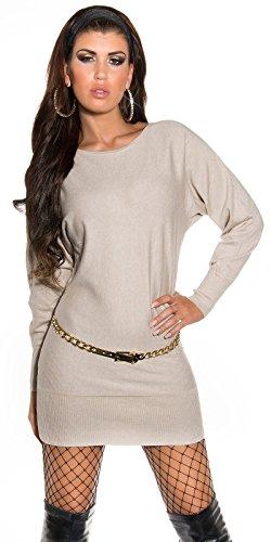 Sexy Pullover mit Strass und Spitze am Rücken Koucla by In-Stylefashion SKU 0000ISF53201 - 2