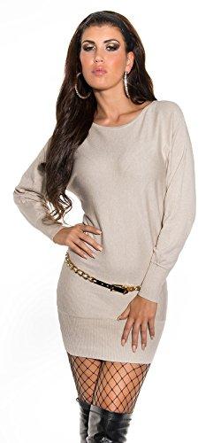 Sexy Pullover mit Strass und Spitze am Rücken Koucla by In-Stylefashion SKU 0000ISF53201 - 5