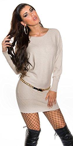 Sexy Pullover mit Strass und Spitze am Rücken Koucla by In-Stylefashion SKU 0000ISF53201 - 6