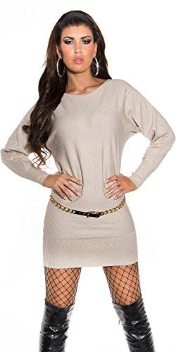 Sexy Pullover mit Strass und Spitze am Rücken Koucla by In-Stylefashion SKU 0000ISF53201 - 8