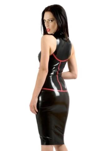 Skin Two Clothing Subordination-Kleid Small - 4