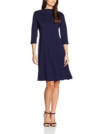 Strenesse Damen Kleid Dress Davine, Blau (Ink 880), 42 -
