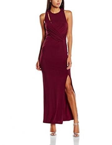 Studio 75 Damen, Kleid, Yaslore Dress - Cabernet 75, GR. 36 (Herstellergröße:38), Rot (cabernet) - 1