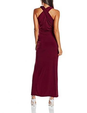 Studio 75 Damen, Kleid, Yaslore Dress - Cabernet 75, GR. 36 (Herstellergröße:38), Rot (cabernet) - 2