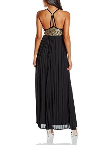 Studio 75 Damen, Kleid, Yassiam Maxi Dress 75, GR. 40 (Herstellergröße:42), Schwarz (Black) - 2