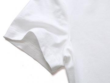 Suimiki Damen Kurzarm Rundhals Stretch beiläufiges Sommerkleid Falten Kleider Freizeitkleider Knielang-WHS -
