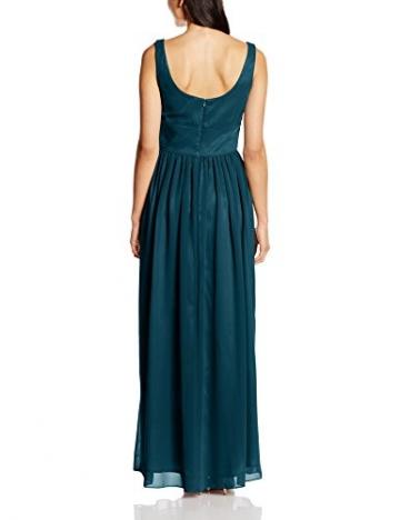 Swing Damen Abendkleid in Maxi-Länge, Gr. 38, Türkis (türkisgrün 532) - 2