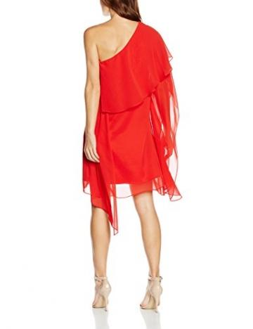 Swing Damen Kleid 110035-00, Rot (Red 634), 40 -