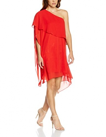 Swing Damen Kleid 110035-00, Rot (Red 634), 40 -