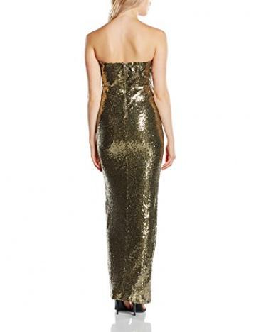 tfnc Damen, Kleid, Britania, GR. 34 (Herstellergröße: Size 8), Grün (light Olive) - 2