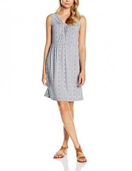 TOM TAILOR Damen Kleid Summer Dress, Blau (Steal Blue 6872), 38 -