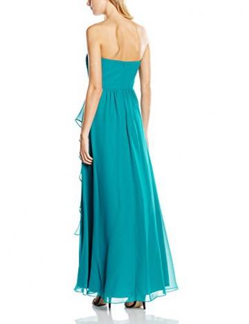 Vera Mont VM Damen Kleid 2544/4591, Gr. 46, Grün (Shiny Turquoise 5796) - 2
