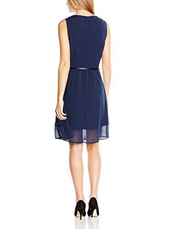 Vero Moda Damen ShortKleid, Blau - Blau (Black Iris),Gr.32 (Herstellergröße:XS) - 2