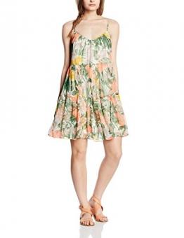 """Vila Damen Kleid Botanical, , """"Gr. """" 38 (Herstellergröße: M), Weiß (Snow White) -"""