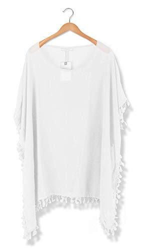 Weißes Strandkleid kurz und sexy für Urlaub 3