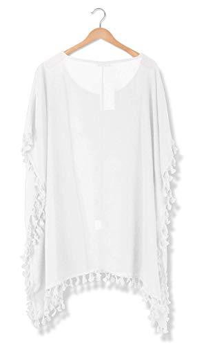 Weißes Strandkleid kurz und sexy für Urlaub 4