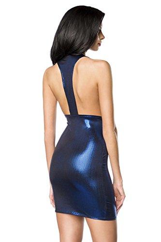 Wetlook Minikleid im Sexy Gogo Style von Saresia M - 3