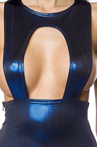 Wetlook Minikleid im Sexy Gogo Style von Saresia M - 4