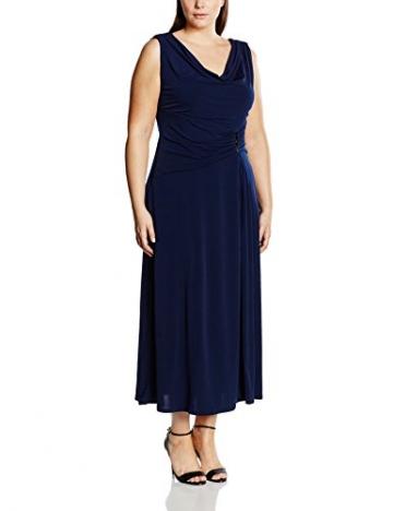 Windsmoor Damen, Cocktail, Kleid, Beaded, GR. 42 (Herstellergröße: Size 16), Blau (navy) - 1