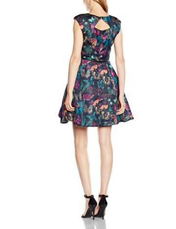 Yumi Damen SkaterKleid Gr. 36, Mehrfarbig - Mehrfarbig - 2