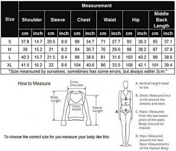 Zeagoo Damen Kurzarm Kleid Cocktailkleid Knielang Pailletten Spitzenkleid Chiffonkleid mit Spitze und Volants (Dunkelblau, XL) -